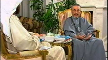 حديث الذكريات مع الشيخ فتحي يكن